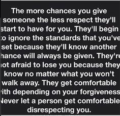 In a couple of Instagram posts, Karrueche says she is done giving second chances. And she made this declaration via Instagram with pics of roses and text.  Soooo true