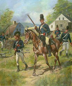 16th (Queens) Light Dragoons 1777-1778