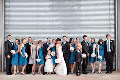 Tempe Center of the Arts Wedding : Anya + Brandon