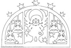 christmas paper template How to DIY Paper Christmas Window Decorations from Free Template Christmas Stencils, Christmas Templates, Christmas Paper, Christmas Crafts, Christmas Window Decorations, Decorating With Christmas Lights, Christmas Themes, Paper Pot, Diy Paper