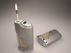 Awesome Matchstick Lighter: Ironic, yet functional. Perfect for fine cigar enthusiasts. Lighting the cigar with a match preserves the flavor of the tobacco whereas gas lighters pollute the flavor.