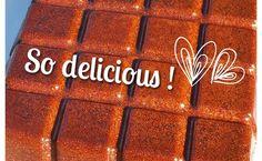 Recette de Gâteau moelleux au chocolat (moule tablette) - i-Cook'in Neon Signs, Desserts, Tailgate Desserts, Dessert, Postres, Deserts