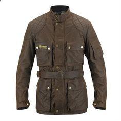 Belstaff Trailmaster replica evolution jacket - Classic British motorcycle  elegance Giacche Di Jeans 76dbc2a7cbde