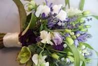 english spring wedding flowers purple - Google Search