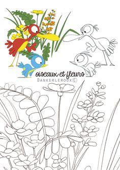 dankerleroux illustrations | Tyl et les petits Elfes… on en parle