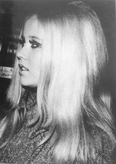 Agnetha Fältskog in the late 60's