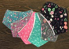 Floral collection by LittleSumThing on Etsy