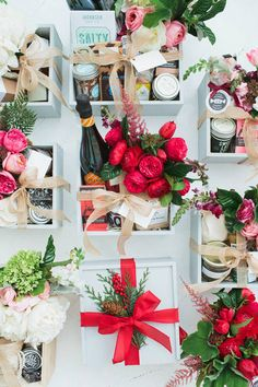AMAZING curated gift boxes from Valleybrink Road.