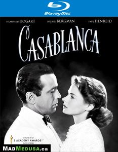 Winner of three Academy Awards including Best Picture, Casablanca marks its 70th anniversary as a beloved favorite with so many bonuses that no matter how often youve seen it, this beautiful 70th Anniversary Edition looks like yet another beginning of a beautiful friendship with an unforgettable classic.