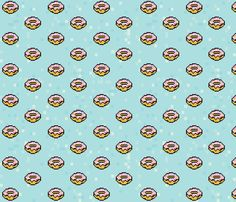 annaboo's shop on Spoonflower: fabric, wallpaper and gift wrap