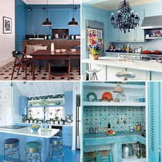 VINTAGE & CHIC: decoración vintage para tu casa · vintage home decor: cocinas [] kitchens