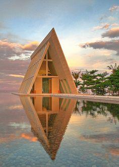 Conrad Hotel Bali - Wedding Chappel III | Flickr - Photo Sharing!