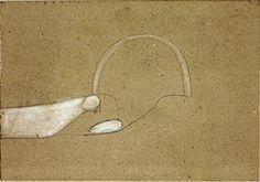 Joseph Beuys, Dove, Food, Rainbow, 1949