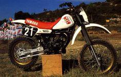 Yamaha YZ 125J