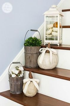 Stylish Fall Decor Ideas | from On Sutton Place