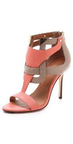 Larson Cutout Sandals