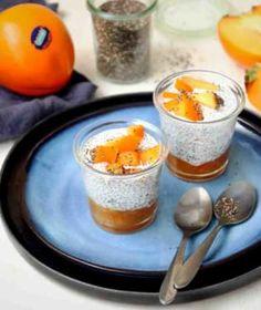 Snídaně patří k základním kamenům zdravého stravování. Smoothies, Pudding, Desserts, Food, Smoothie, Tailgate Desserts, Meal, Deserts, Essen