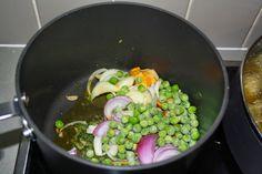 Chinna Kitchen: Peas Mint Pulav