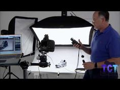 02. Product / Commercial Photography (Shoe) - YouTube