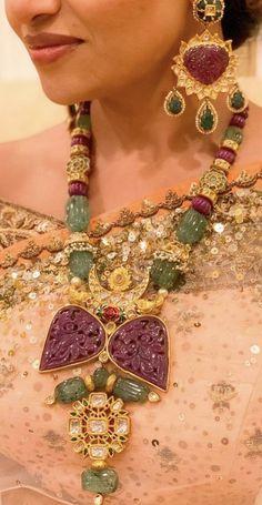 Crystal Jewelry, Gold Jewelry, Beaded Jewelry, Jewelery, Jewellery Designs, Necklace Designs, Men Necklace, Collar Necklace, Diamond Jewellery