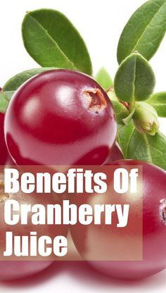 20 Best Benefits Of Cranberry Juice For Skin, Hair And Health