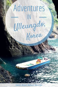 Ulleungdo is absolutely gorgeous! see in Korea South Korea Seoul, South Korea Travel, Asia Travel, Oh The Places You'll Go, Places To Travel, Travel Destinations, Places To Visit, Hidden Places, The Rok