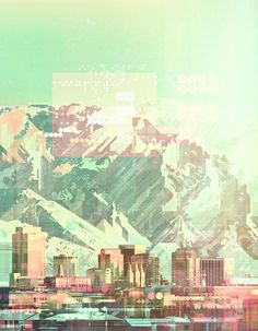 City by James Gilleard