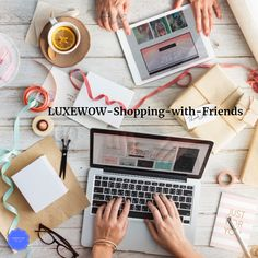 LUXEWOW.COM |SHOP THE SALE! Discover designer fashion for less w/ over 4,000 designer dresses, handbags, shoes, women's pumps, heels, sandals, men's wingtips, oxfords, loafers, ties, boties, cufflinks, men's & women's suits, jeans, blazers, jackets, coats, tops, hats, gloves, scarves & more. Choose from over 80 top designers such as Dolce & Gabbana, Prada, Galliano, Cavalli, Versace, Armani, & Miu Miu!  FREE INTERNATIONAL FEDEX SHIPPING on orders over $100
