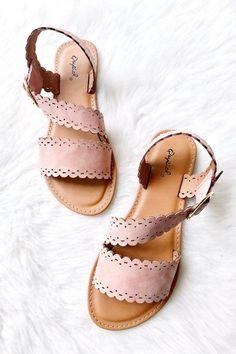 #sandals #blush #summer