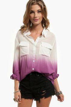 Dip to It Shirt $36 at www.tobi.com