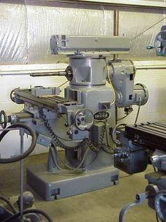 Wells-Index Model 860 Horizontal MillWells-Index Model 860 Horizontal Mill  