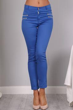 Spodnie chabrowe 98740