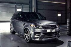 Range Rover Sport door de ogen van Overfinch