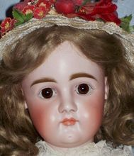 """21"""" Kestner with Rare Marking ~ Composition Body - Antique Dolls from Faraway Antique Shop"""