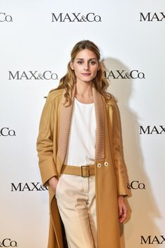 Olivia Palermo Looks Chic At Max & Co Store Opening In Tokyo Olivia Palermo Street Style, Olivia Palermo Outfit, Estilo Olivia Palermo, Fashion Line, Love Fashion, Fashion News, Autumn Fashion, Casual Chic, Casual Elegance