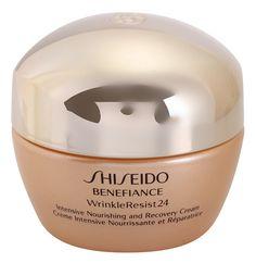 Shiseido Benefiance WrinkleResist24 intenzivní vyživující krém proti vráskám