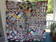 Long Time Gone Quilt --I can't believe another week has gone by! I ... : gone quilting - Adamdwight.com