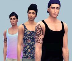 Lumia Lover Sims: Longer Tanks • Sims 4 Downloads