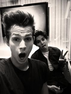 Because weird selfies are the best selfies. Bradley Simpson, James The Vamps, Evan And Connor, Somebody To You, Will Simpson, Best Selfies, New Hope Club, Bae, British Boys