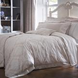 Dorma Natural Aveline Bedlinen Collection - Dunelm
