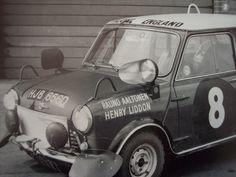 Lets try the Safari Rally. Mini Cooper S, Mini Morris, Mini Lifestyle, Rally Raid, Classic Race Cars, Chevrolet Blazer, Mini S, Classic Mini, Vintage Racing