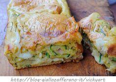 Plumcake+con+tonno+e+zucchine+ricetta+veloce