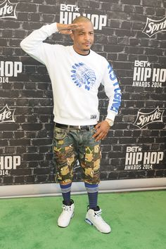 T.I at the Bet Hip Hop Awards