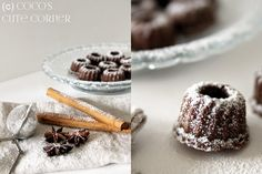 Coco's Cute Corner: Lebkuchen Mini Gugl - let's start with the Christmas Bakery