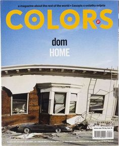Colors Magazine - Home