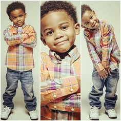 Google+ KidzChic Street outfit for a kid