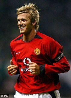 Simply the best: David Beckham
