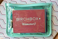 BIRCHBOX Junio 2015 ¡Vámonos! Todo el contenido de la beautybox que nos prepara para este verano :)