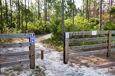 Recreation Guide to District Lands: Palm Bluff Conservation Area