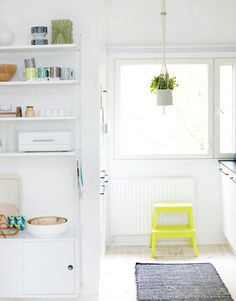 Popping Up in the Kitchen: The BEKVÄM Step Stool From IKEA